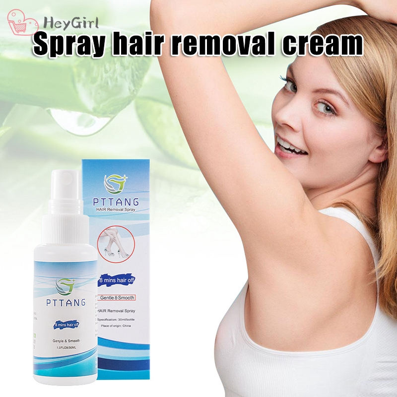 Hair Removal Spray Face Legs Arms Body Armpit Painless Hair Remover For Men Women Shopee Indonesia