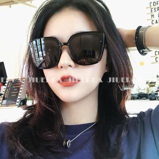 Bayar di Tempat Korean Design Retro Square Kacamata Hitam Wanita Pria  Trendy Sunglasses Women Men a8827ed266