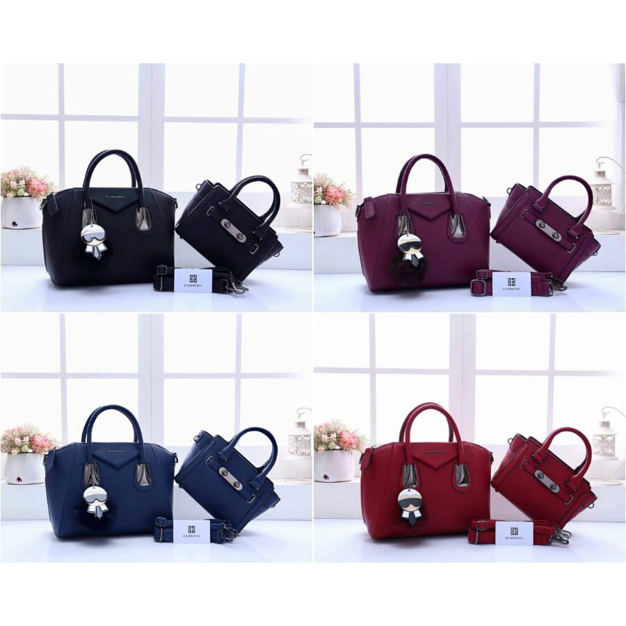 361ae9f274e8 03-01 Givenchy antigona Grained 4in1 (2247-3) EB