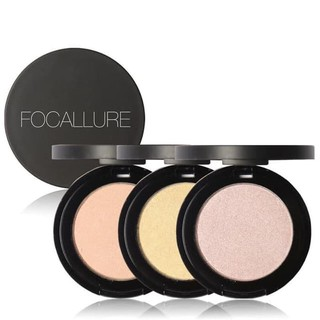 FA25H FOCALLURE Single Highlighter palette 5 colors thumbnail