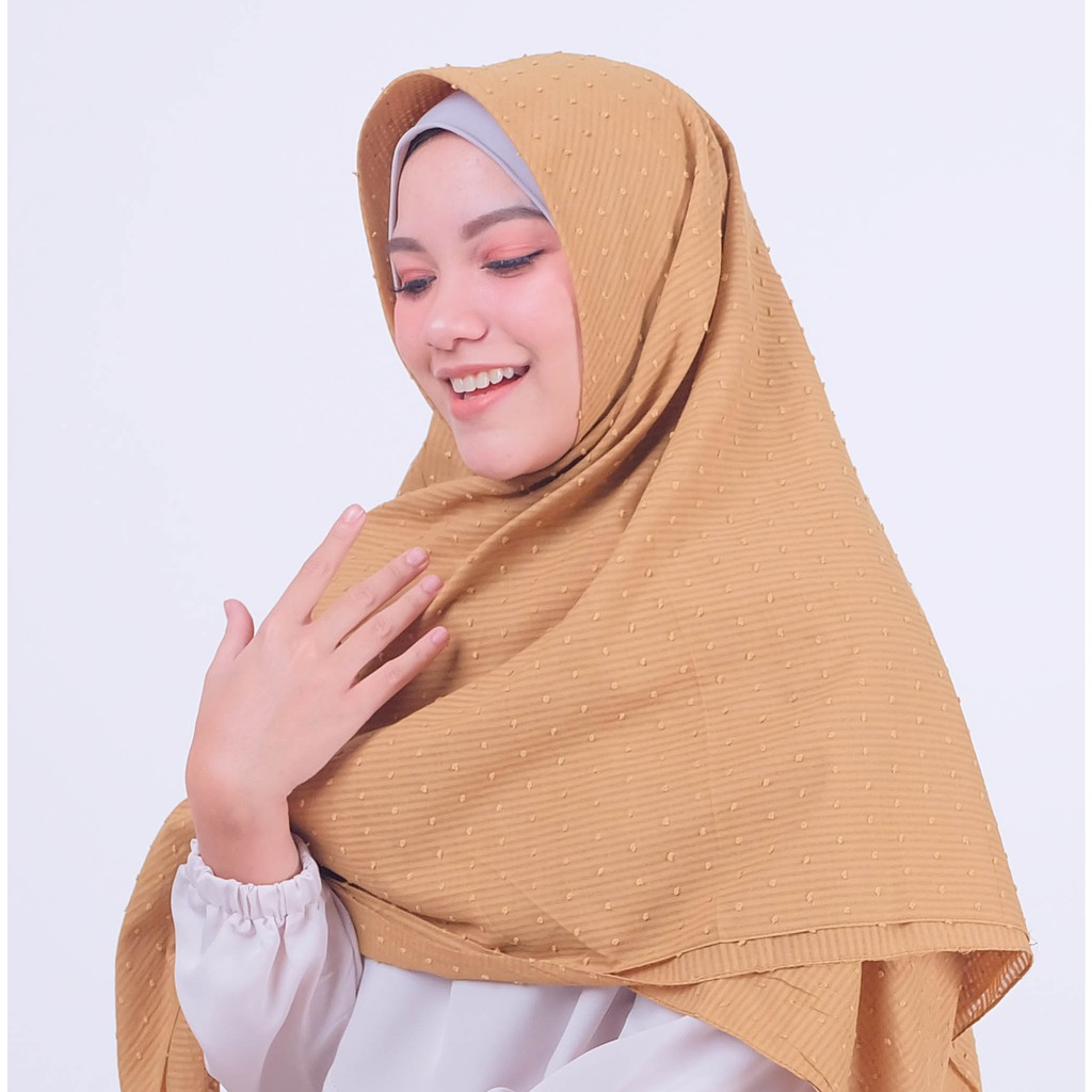 Toko Online Zaskia Mecca Official Shop Shopee Indonesia Raya Scarf Purple