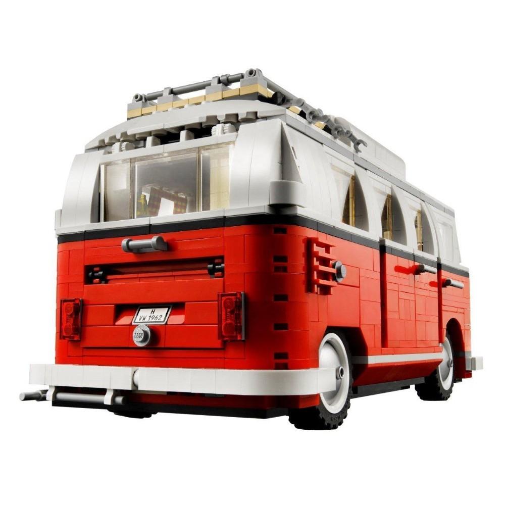 Vw Camper Van >> Lepin 21001 Vw Camper Van