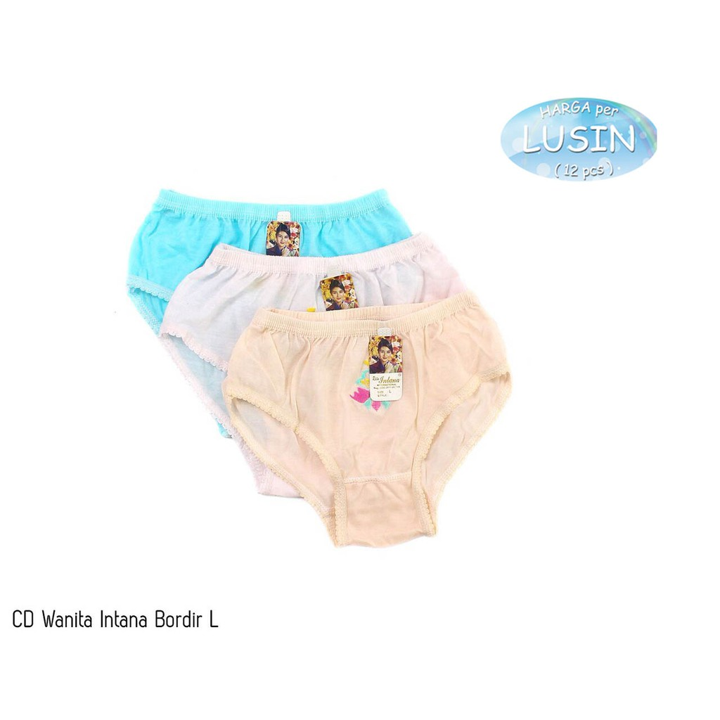 Celana Dalam Wanita Bigsize CD Wanita YY 3L  85597225c6