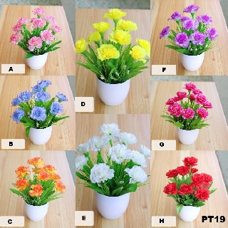 fygalery pt19 pot tanaman bunga dekorasi rumah tanaman
