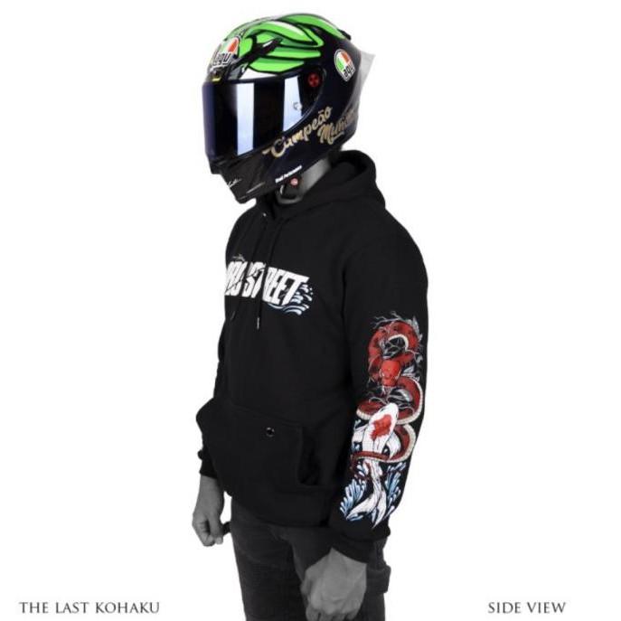On Sale  hoodie pria hoodie❤️ Hoodie Prostreet The Last Kohaku - Size XL - M