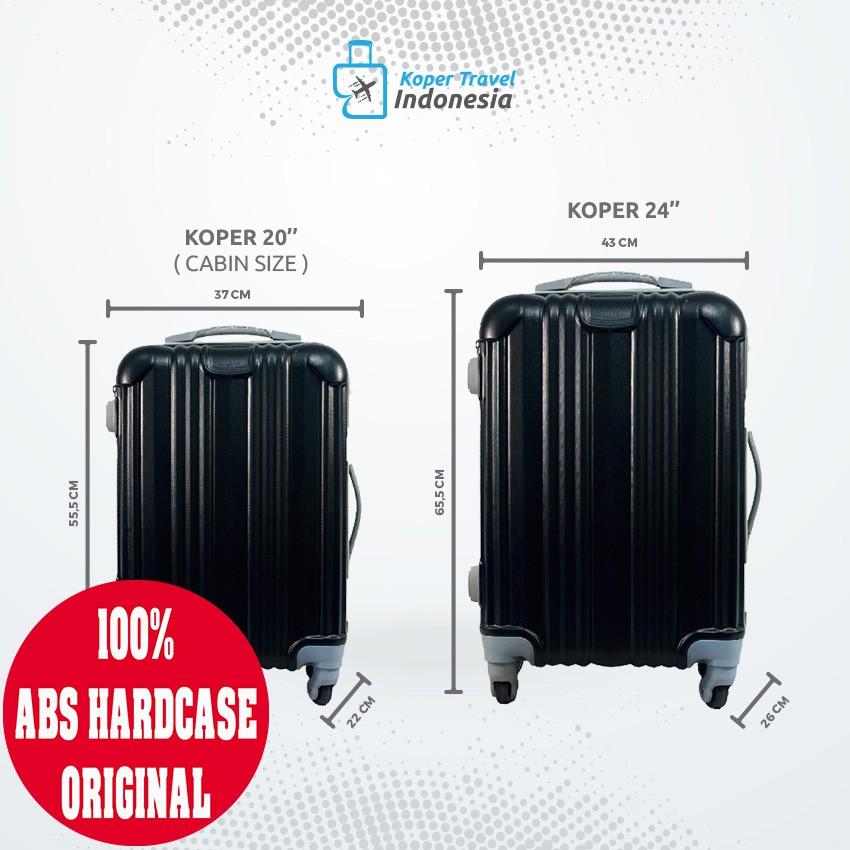 32155a7e69 Koper Polo Tas  20 Inch  Trolley Bag