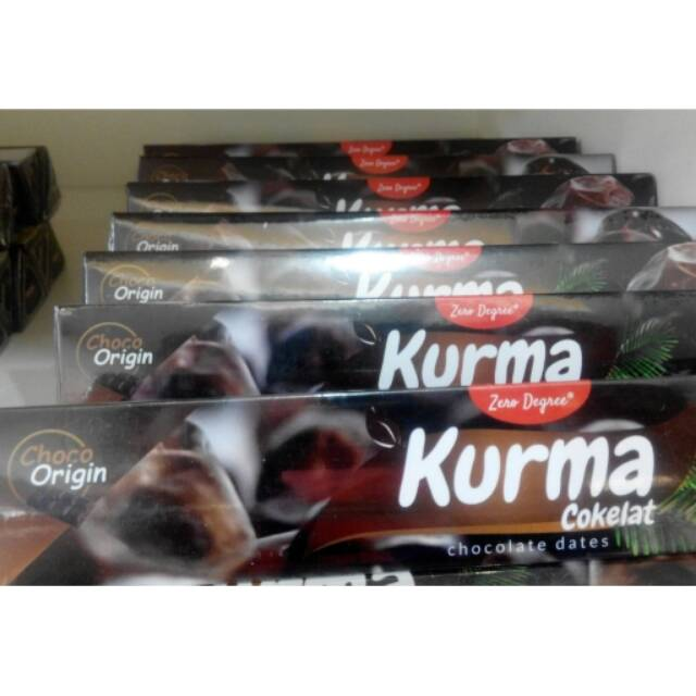 Coklat Kurma Coma Original ...