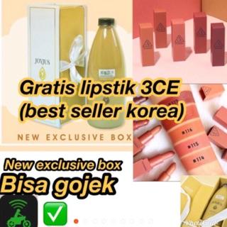 JOYJUS JUS LANGSING  Bonus lipstik 3CE! 100% original