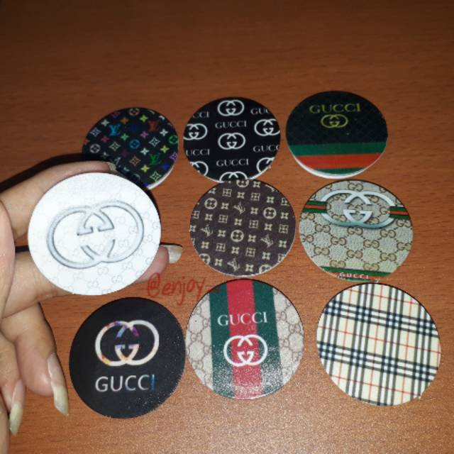 POP SOCKET Lv & Gucci | Shopee Indonesia
