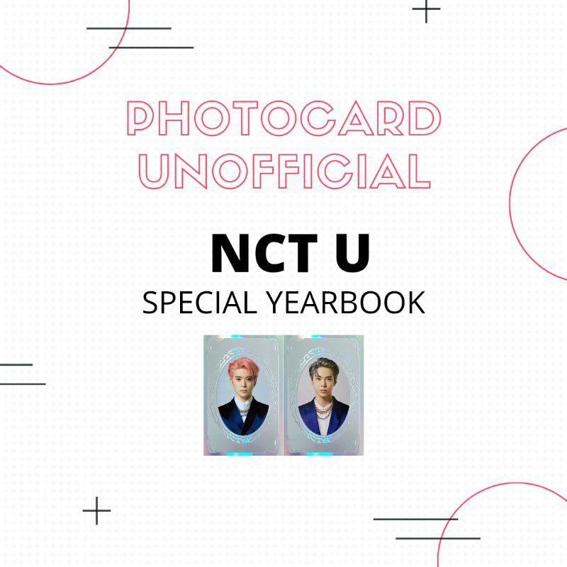 [READY] PHOTOCARD PC NCT U RESONANCE SYB JAEHYUN DOYOUNG