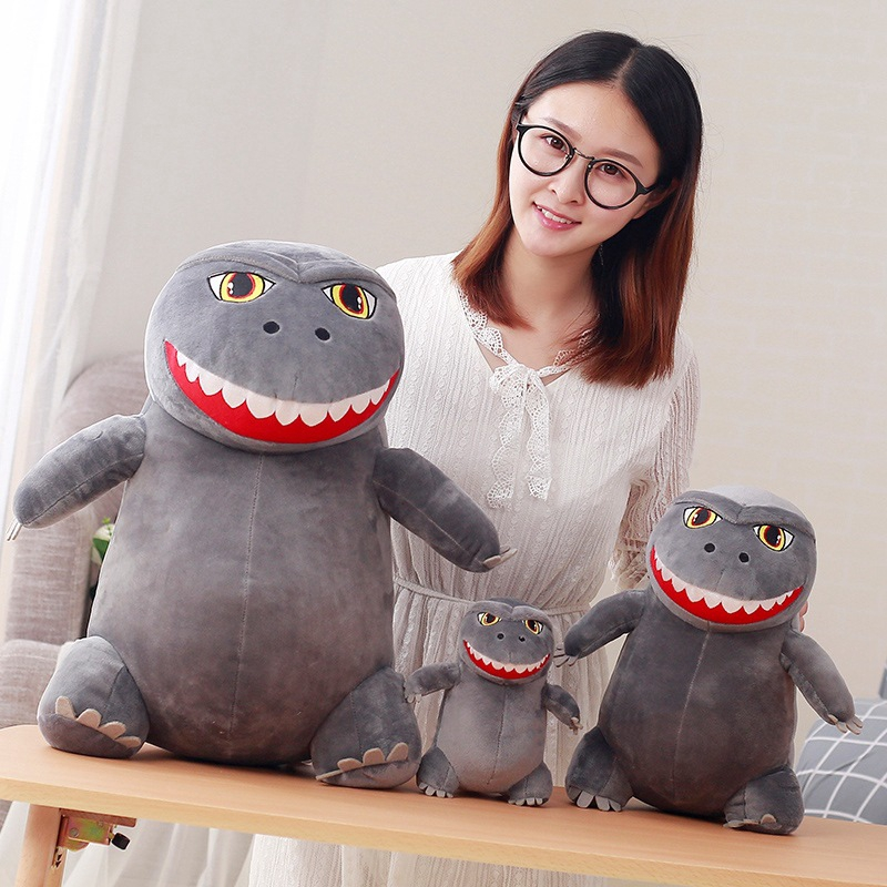 Ty Puppies Stuffed Animals, Syh Q Ver Of Godzilla Stuffed Doll Dinosaur Little Monster Model Plush Toy Cartoon Anime King Rag Shopee Indonesia