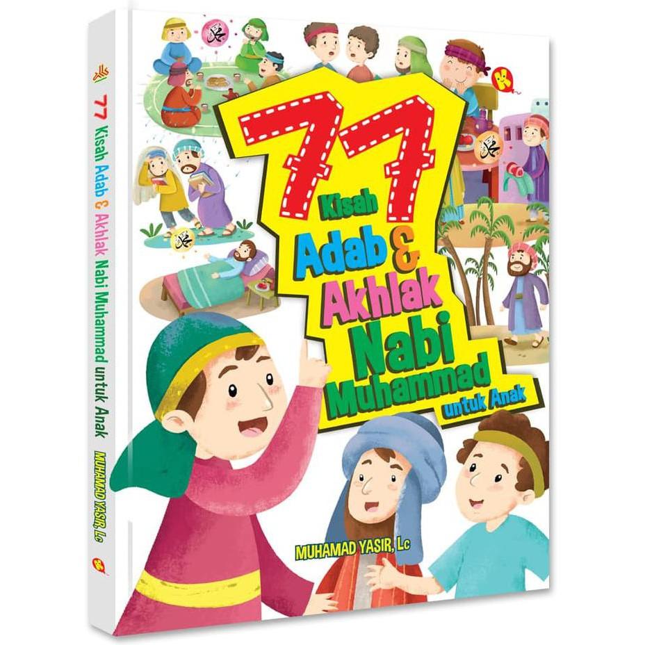 Promo 77 Kisah Adab & Akhlak Nabi Muhammad