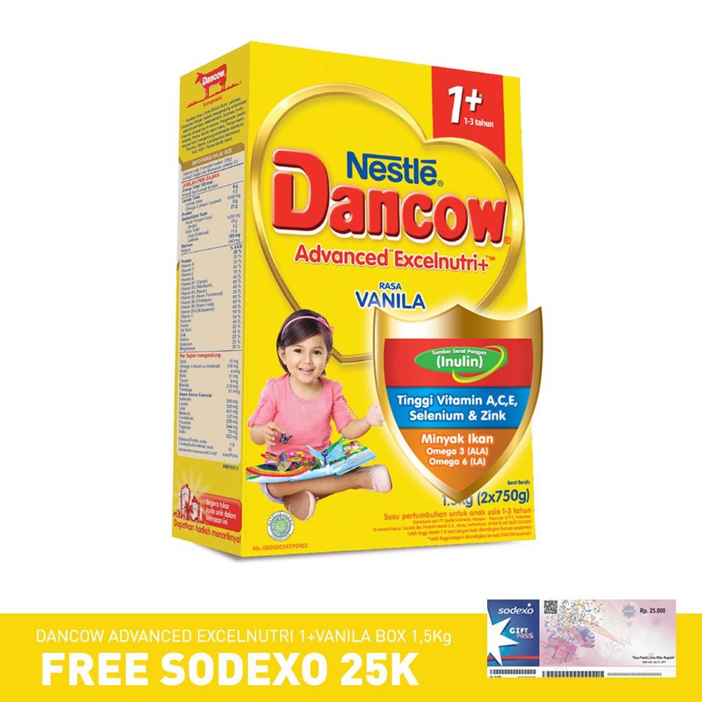 Danstart Excelnutri 6 12 Bulan 800 Gr Box Shopee Indonesia Nutrilon Royal 3 Susu Pronutra Soya 350gr Khusus P Jawa