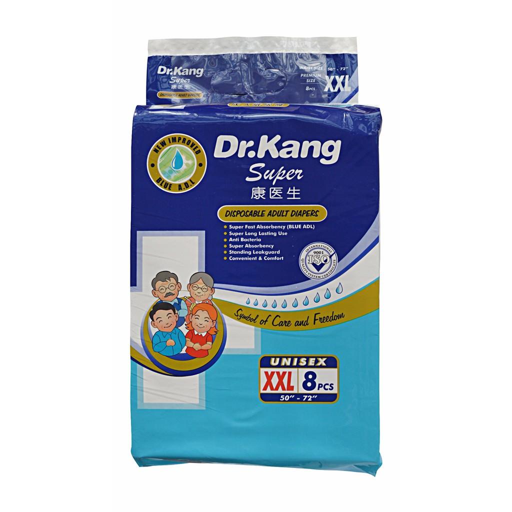 Dr Kang Diapers Popok Dewasa Xxl8 Shopee Indonesia Lifree Refill Lapisan Penyerap Isi 18pcs