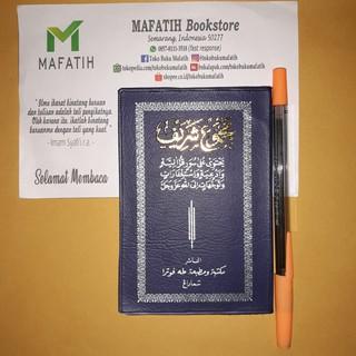 Majmu Syarif Ukuran Saku Kecil Surat Al Quran Buku Yasin Tahlil Doa Harian Toha Putra