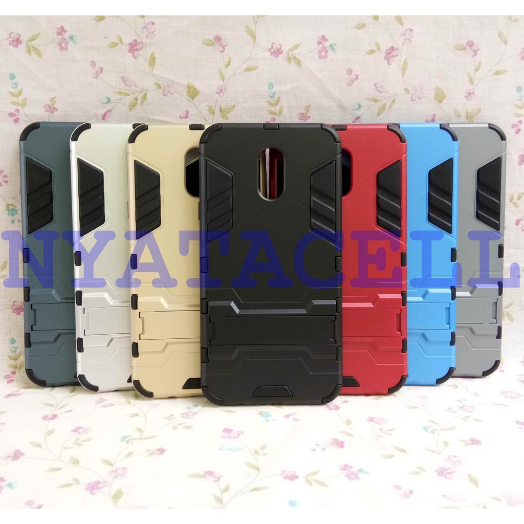 Case Robot Vivo Y69 Stand Iron Man Transformer Hard Casing Cover Transformers Standing Y55 Merah Rugged Armor Shopee Indonesia