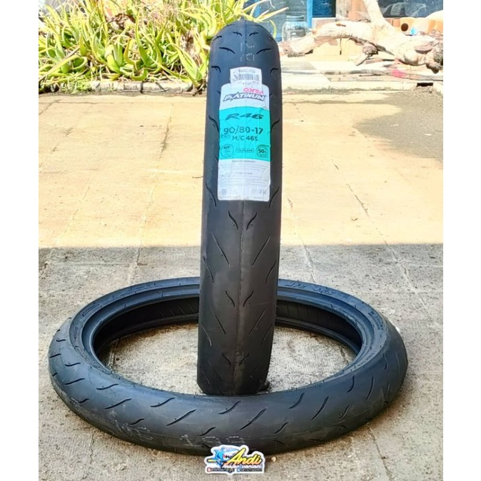 Ban Luar Corsa R46 90/80-17 90 80 17 Soft Compound Race Balap Pirelli Michelin FDR Maxxis