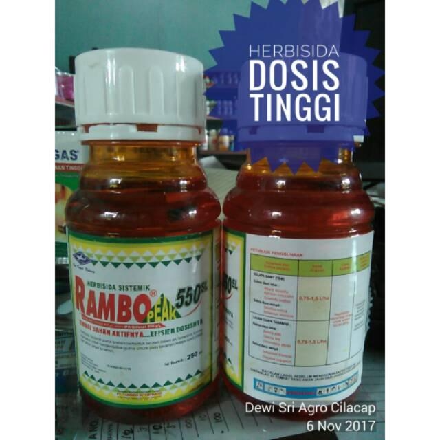 Herbisida / Racun Rumput Roundup 486 SL kemasan 1 liter | Shopee Indonesia