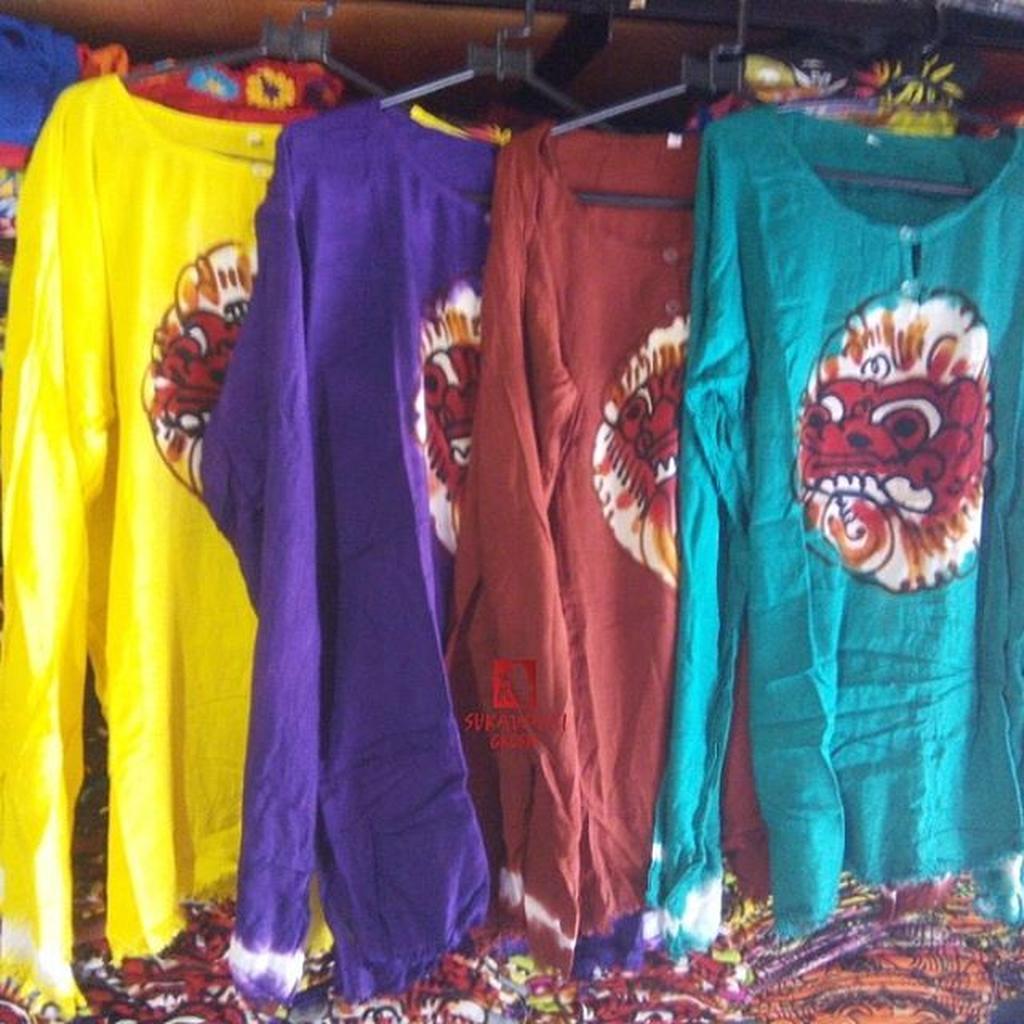 96 Gaya Baju Bali Grosir Sukawati Terbaik