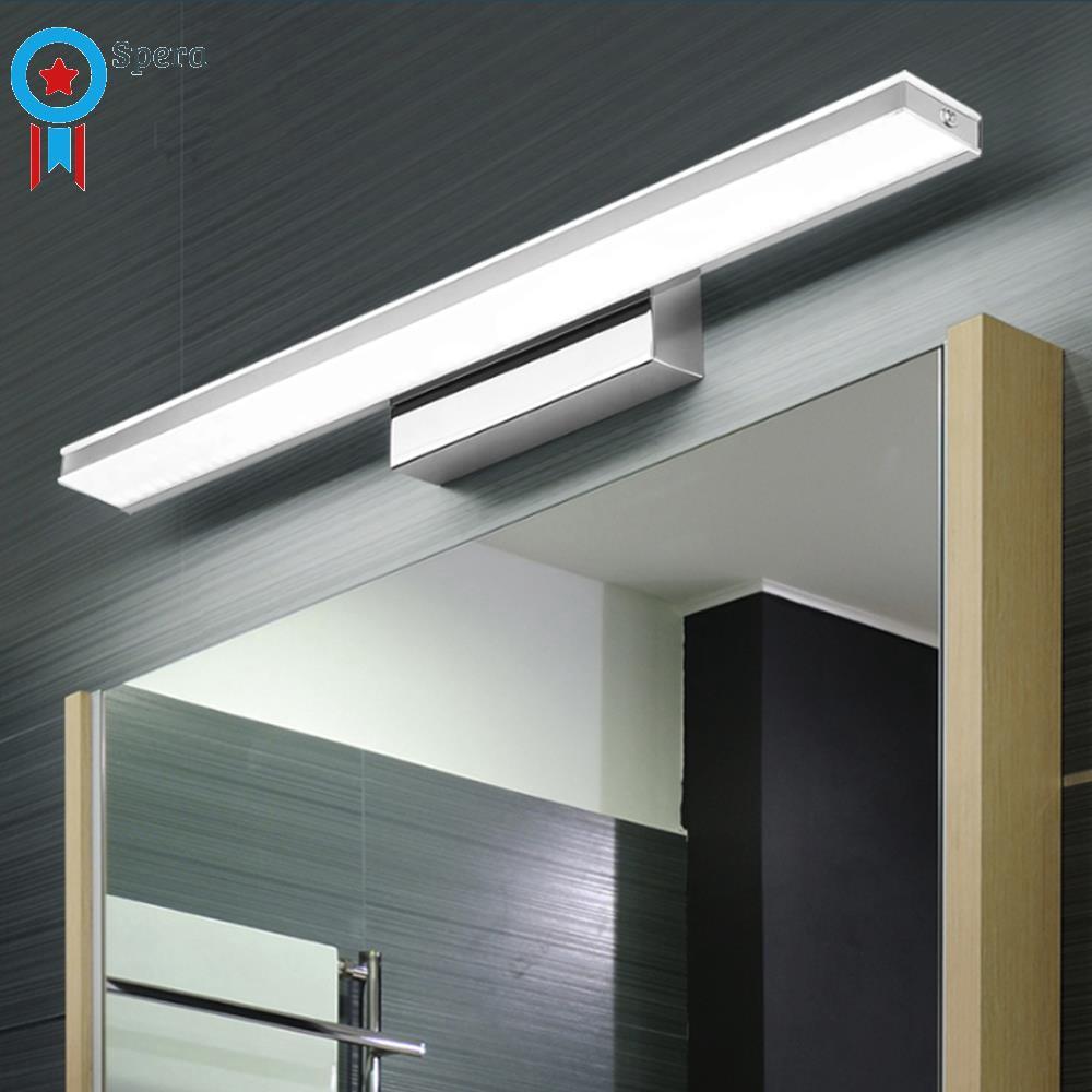 Wall Light Acrylic Luminous Bathroom