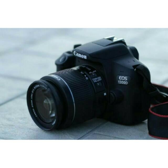 Kamera Canon Eos 1300d Kit 18 55 Shopee Indonesia