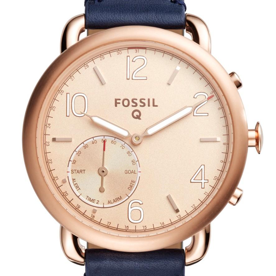 Fossil Q FTW1128 / FTW1128P Hybrid Smartwatch - Smartwatch Pria Original