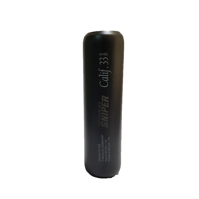 Sniper Calif33 Series 3350mAh Powerbank