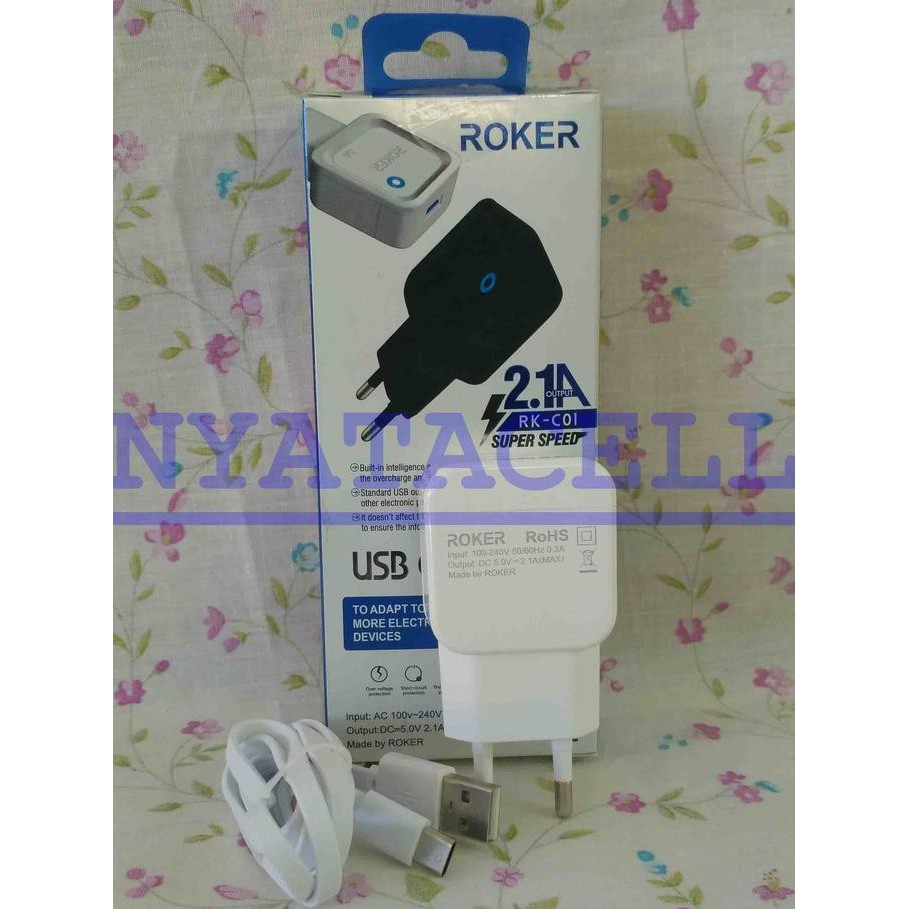 Travel charger roker ...