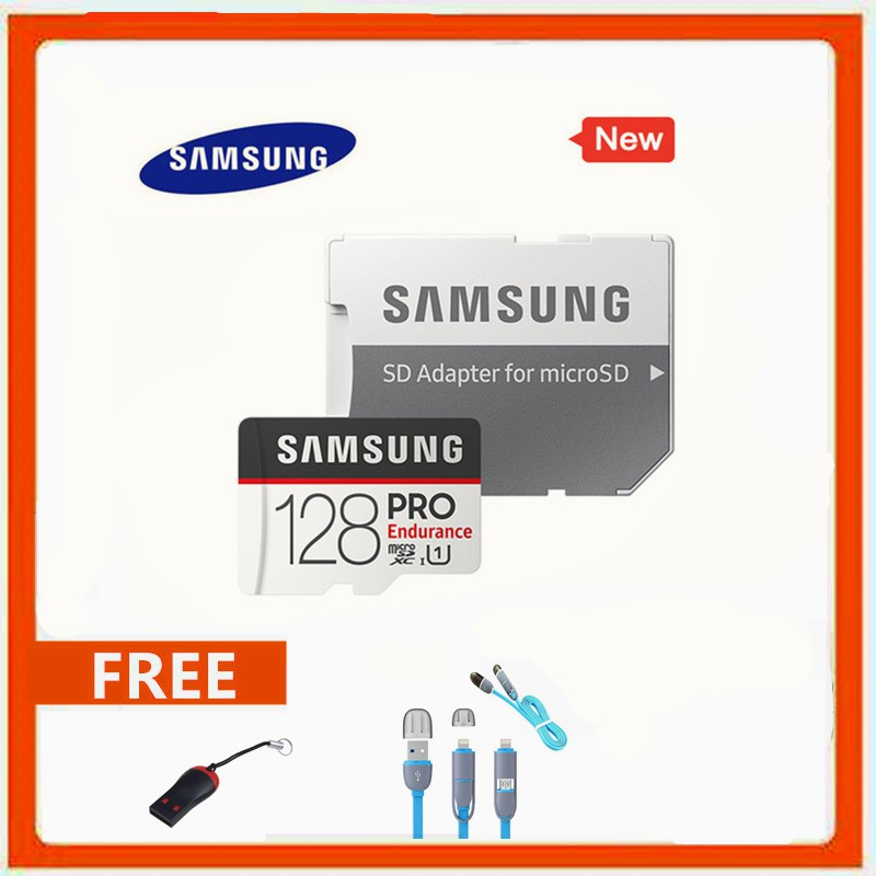 Samsung Memory Card Micro SD Pro 100Mbps 128GB SDXC SDXC c10
