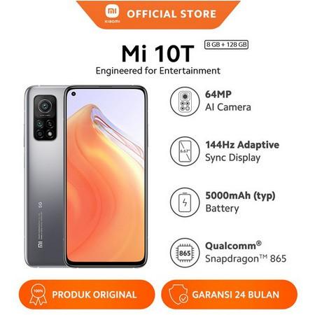 Xiaomi Mi 10T (8GB + 128GB) Snapdragon 865 - TA28