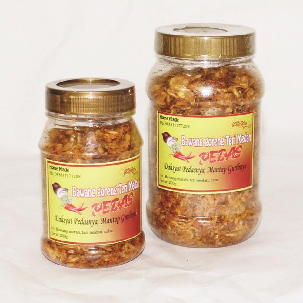 Ikan Asin Teri Nasi Medan 500 Gram Shopee Indonesia Kacang Balado Special Premium 200