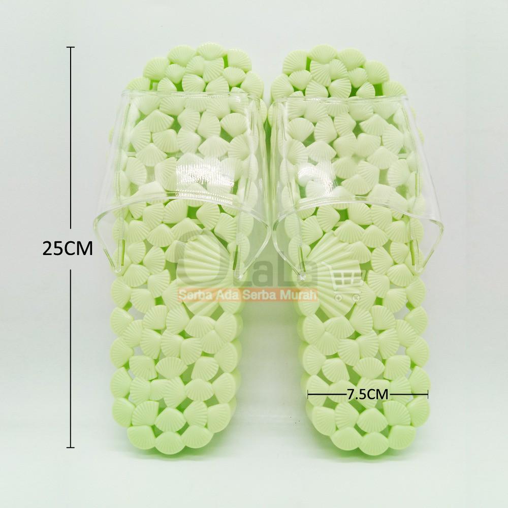 Sandal Refleksi Karet Kesehatan Medis Tx 27 Sendal
