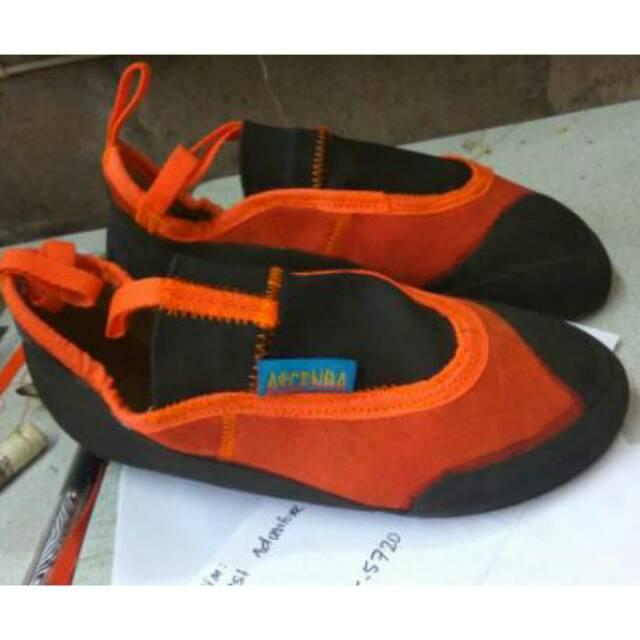 Sepatu Panjat Cw Apache Shopee Indonesia