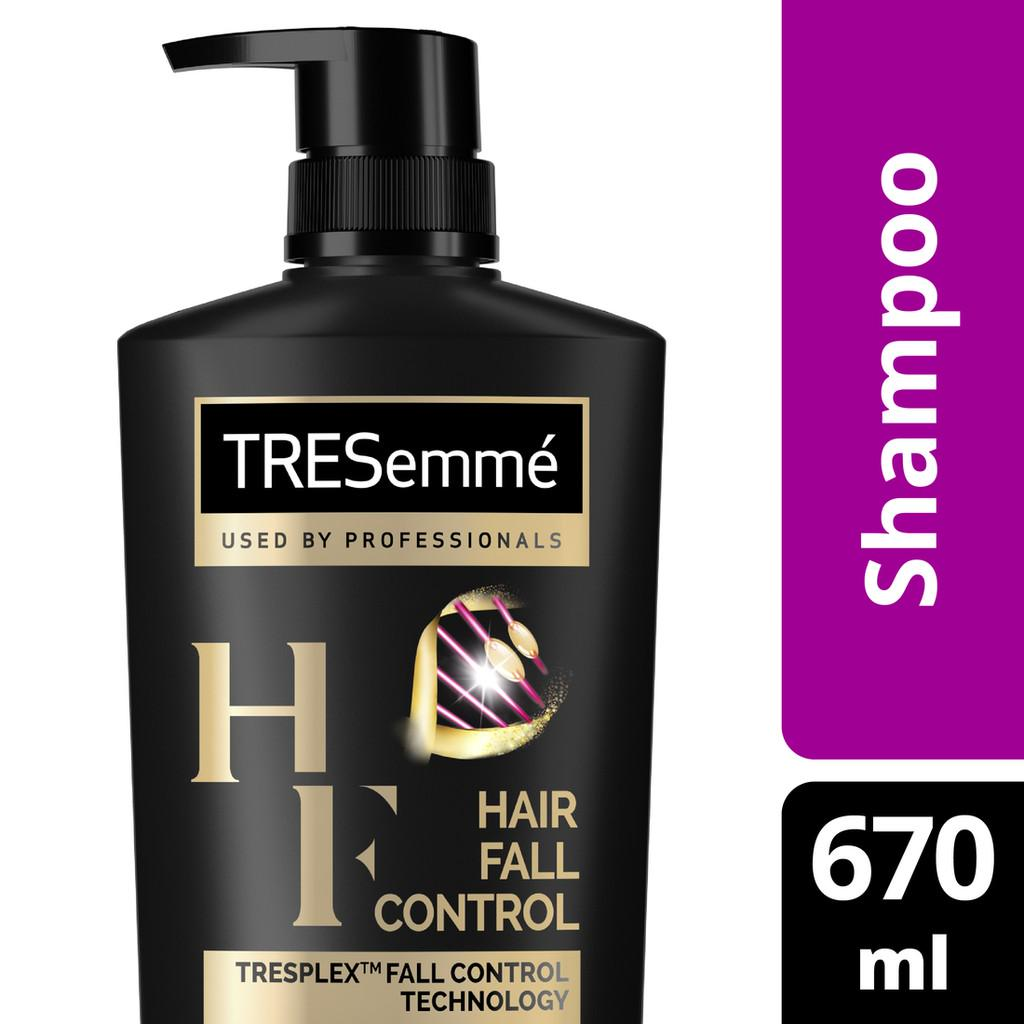 Buy Tresemme Hair Fall Control 670ml Free Lux Camellia White 220ml-1