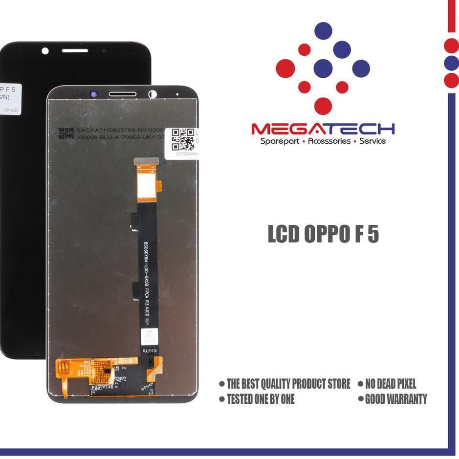 Borong Meriah LCD Oppo F 5 / F5 Youth  Fullset Touchscreen