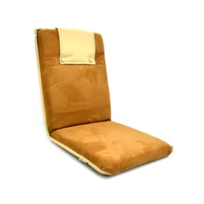 Soleil Folding Chair Light Brown