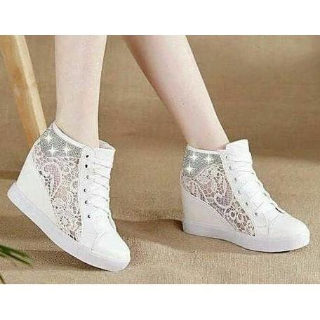 sepatu boots putih - Temukan Harga dan Penawaran Boots & Ankle Boots Online Terbaik - Sepatu