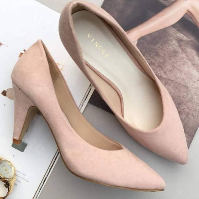 sepatu vincci - Temukan Harga dan Penawaran Sepatu Hak Online Terbaik -  Sepatu Wanita Desember 2018  c9334dd821