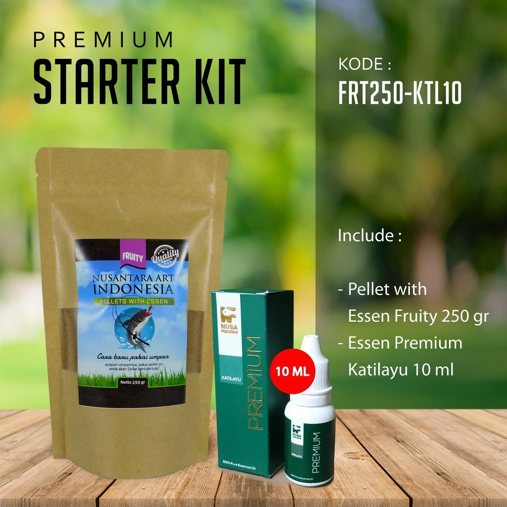 Umpan pancing harian booster essen getah katilayu Cirebon Gold label kemasan Baru 5ml | Shopee Indonesia