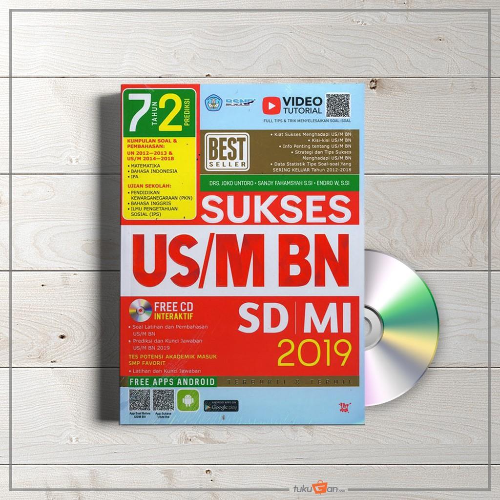 Sukses UN/USBN SMP MTs .