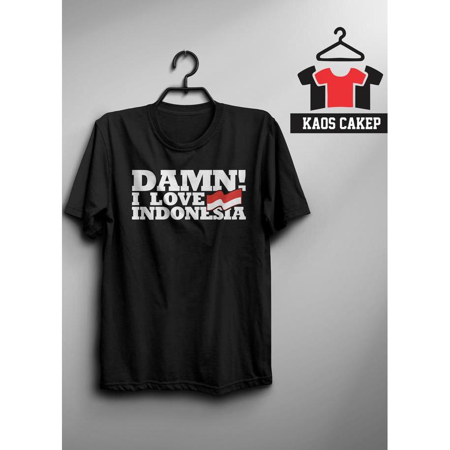 Special Kaos Tshirt Holden Murah Keren Bagus Shopee Indonesia Damn I Love Topi Sign Yellow Blue Red Biru