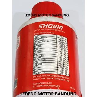 Unik Showa Oli Shock AHM Motor Honda Shockbreaker Depan Hydrolic Oil