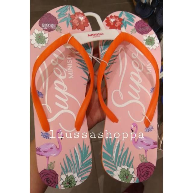fa8f1bf41dd sandal miniso - Temukan Harga dan Penawaran Flip Flop   Sandals Online  Terbaik - Sepatu Wanita Februari 2019