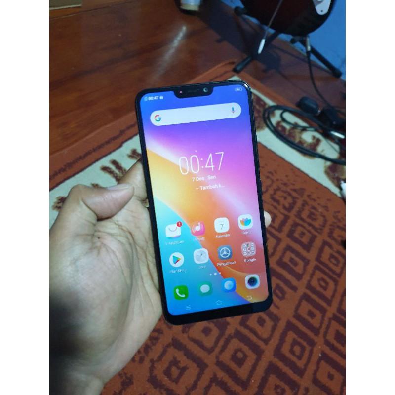 Handphone Hp Vivo Y81 3/16 Second Seken Bekas Murah