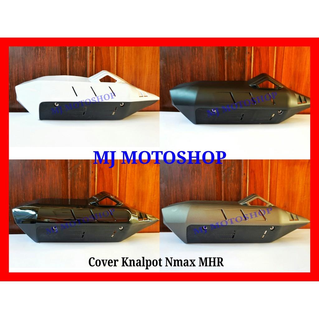 Windshield Winsil Visor Yamaha Nmax Sporty Pendek Merk Mhr Tipe 40cm Devil Shopee Indonesia