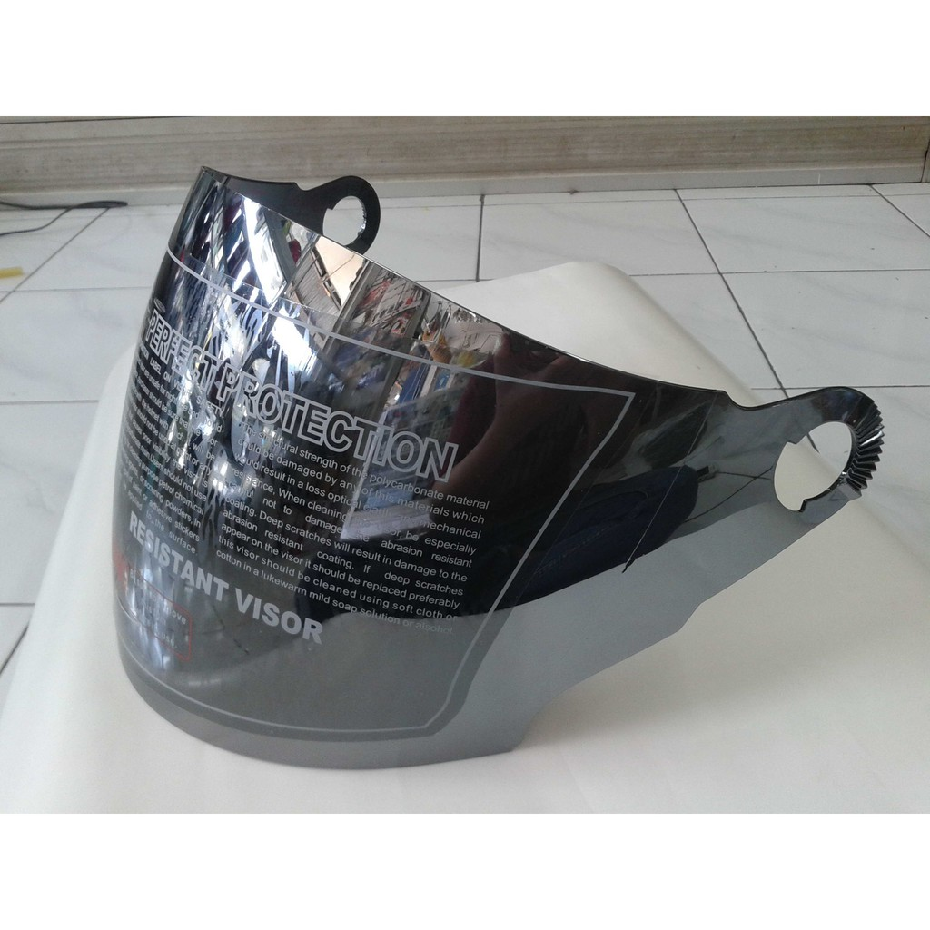 Grosir Kaca Helm Ink Centro Kyt Dj Maru Warna Pelangi Silver Plus Rachet Original Galaxy Shopee Indonesia