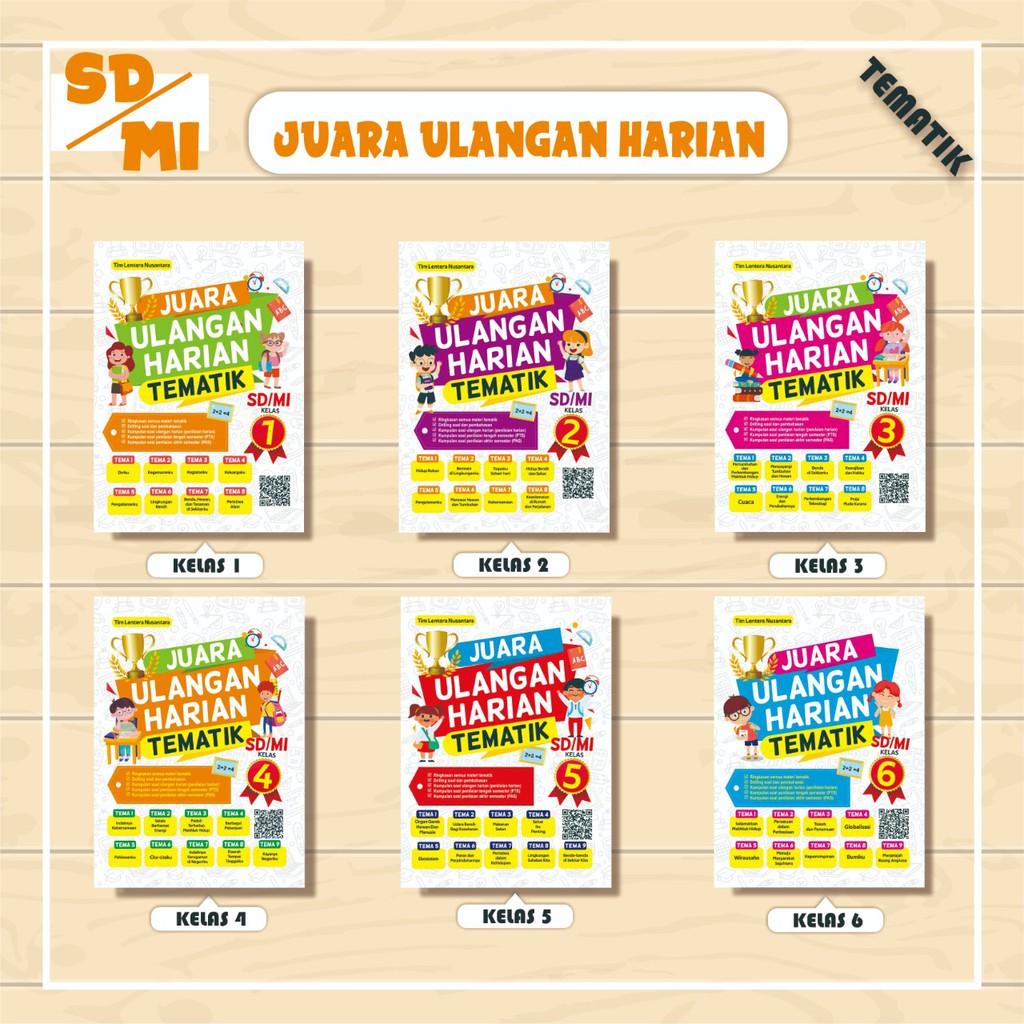Harga Buku Ulangan Terbaik Buku Bacaan Buku Alat Tulis November 2020 Shopee Indonesia