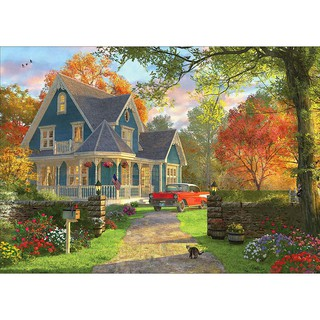 43+ Gambar Pemandangan Rumah Dan Taman Terbaru