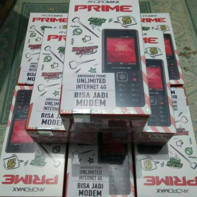Smartfren Andromax PRIME + Data Unlimited 1bln