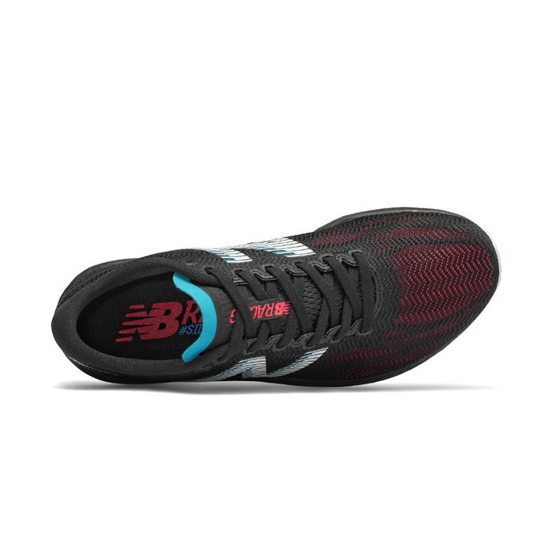 Sepatu New Balance Revlite Racing Flat W1400BC6 Sports Black Original 100%